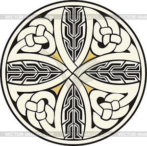 Celtic Knot clipart vector #1