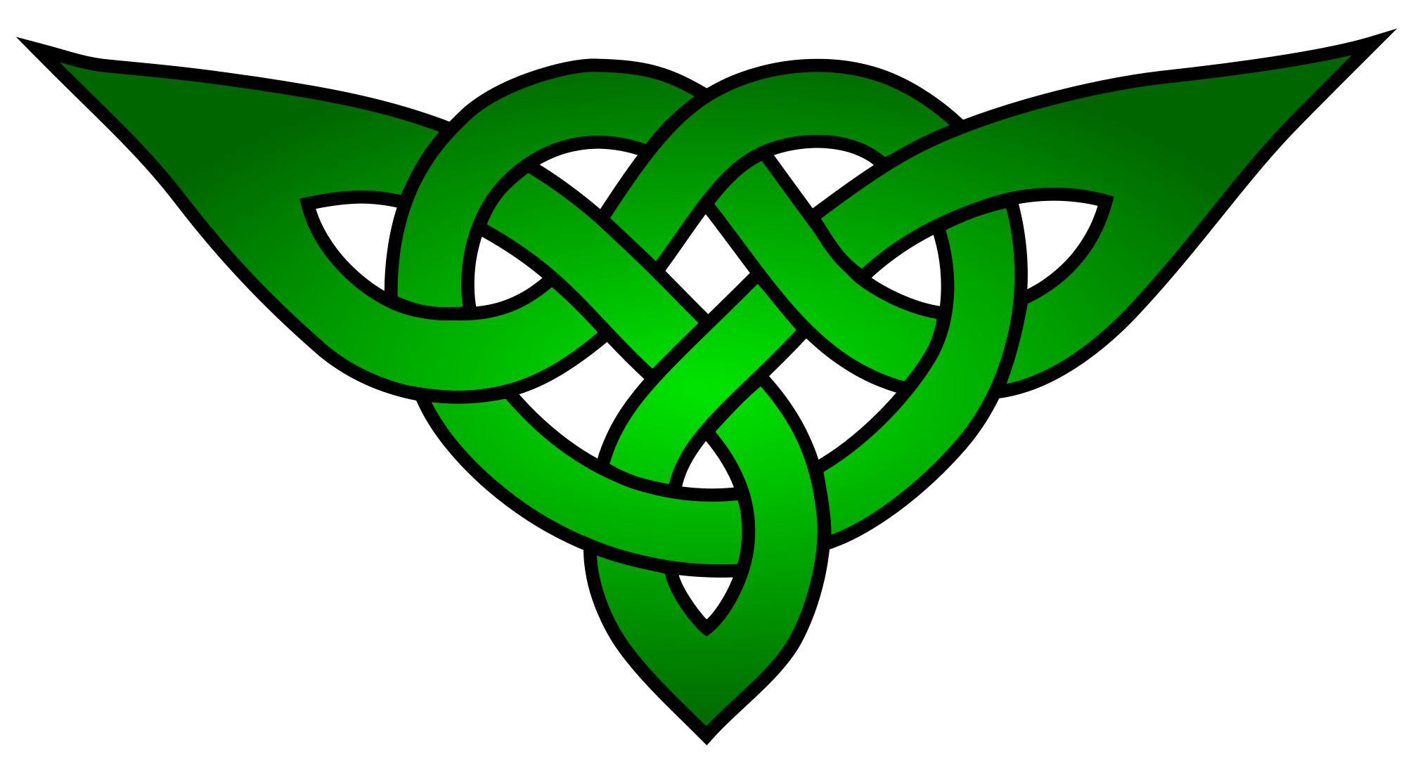 Open hdclipartall.com  - Celtic Knot Clipart