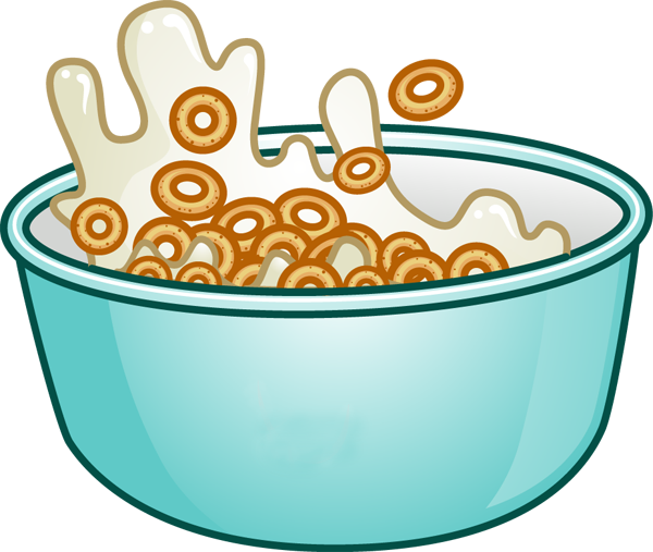 Cereal Bowl Clipart Cliparts Co