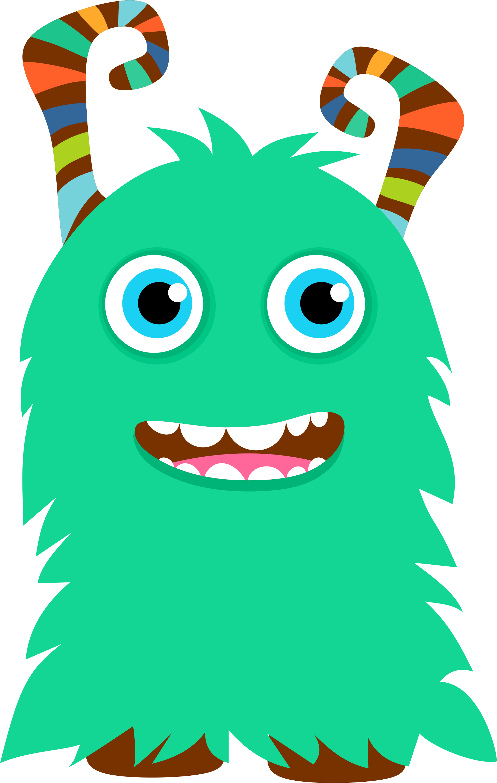 CH.B *✿* De Minus. Marantou0026#39;S MonstersClip Art MonstersMonsters ...