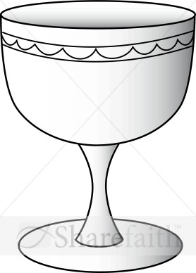 Chalice Clipart - Clipart Kid. Greek Communion Chalice .