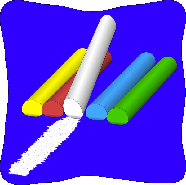 Chalk Clip Art At Clker Com Vector Clip Art Online Royalty Free
