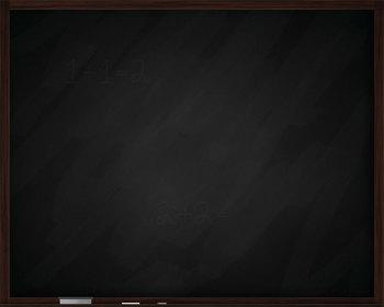 Chalkboard blackboard clipart .