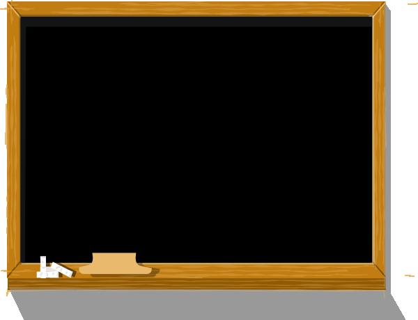 Chalkboard Clip Art At Clker Com Vector Clip Art Online Royalty