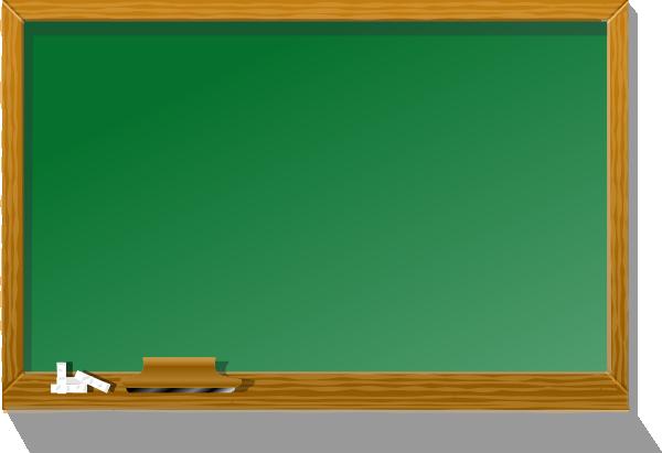 Chalkboard Clip Art