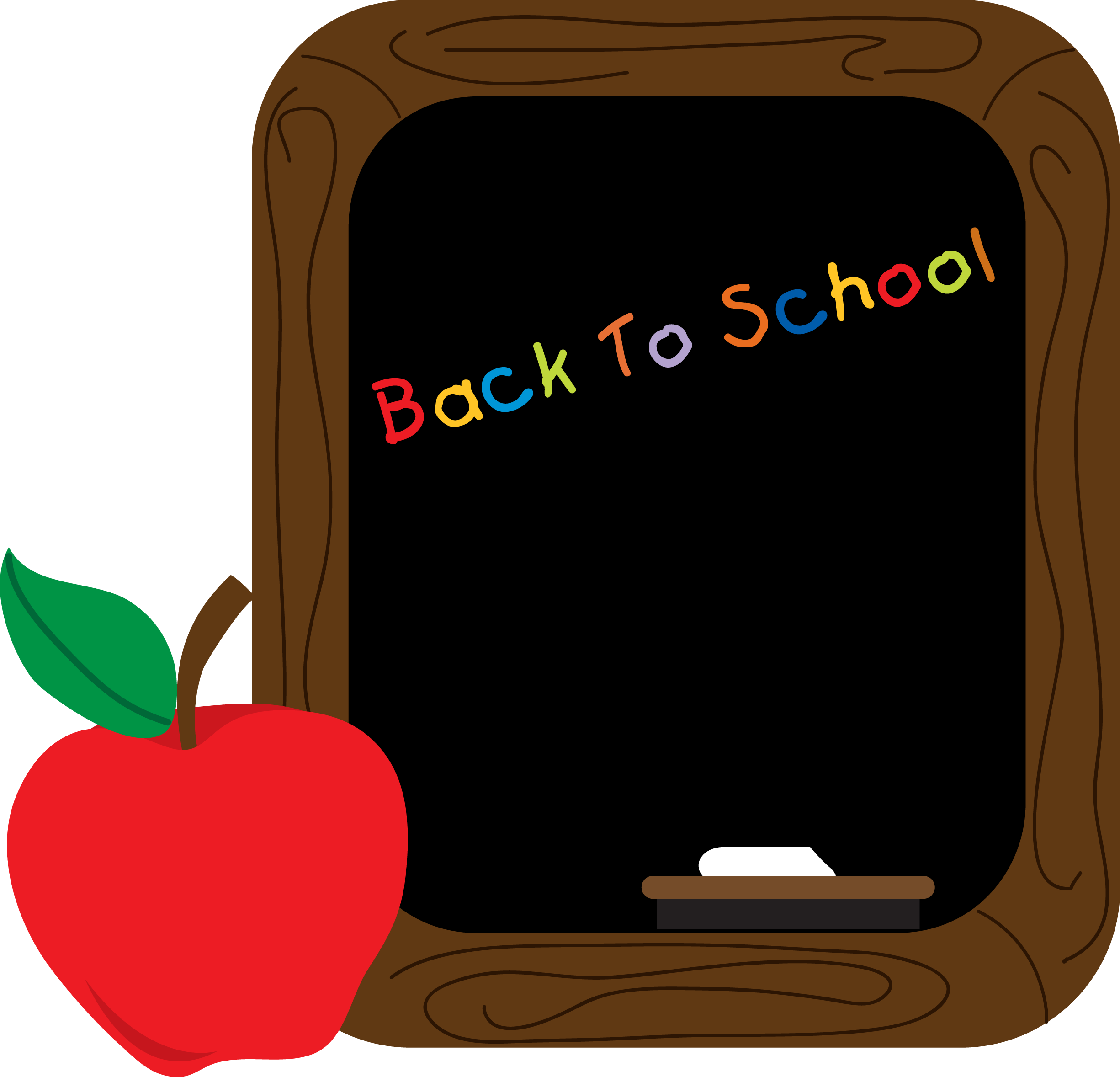 Chalkboard clipart free clipart images 2