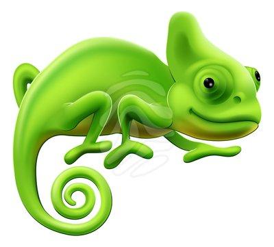 Chameleon Clipart-Clipartlook.com-400