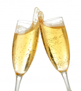 Champagne Clip Art. Champagne Toast