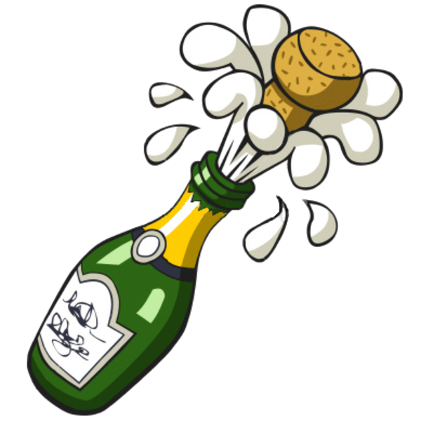 Champagne Clip Art Free Popping Champagne Bottle Clip Art Champagne Clipart