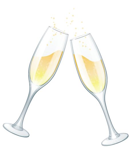 Champagne Clip Art Wedding Clip Art Clip And Champagne Glasses On  Clipartbarn Templates