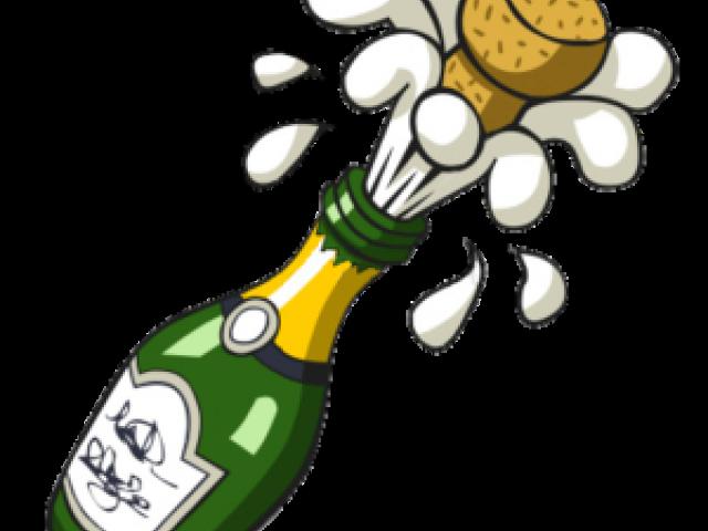 Champagne Clipart cartoon