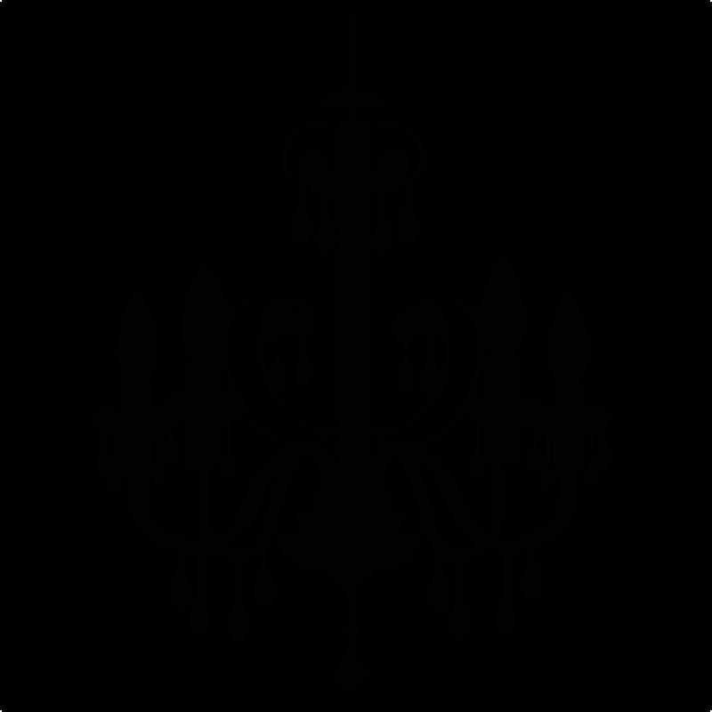 Chandelier Clipart Large Chandelier Png