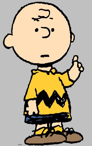 Charlie brown, Clip art and .