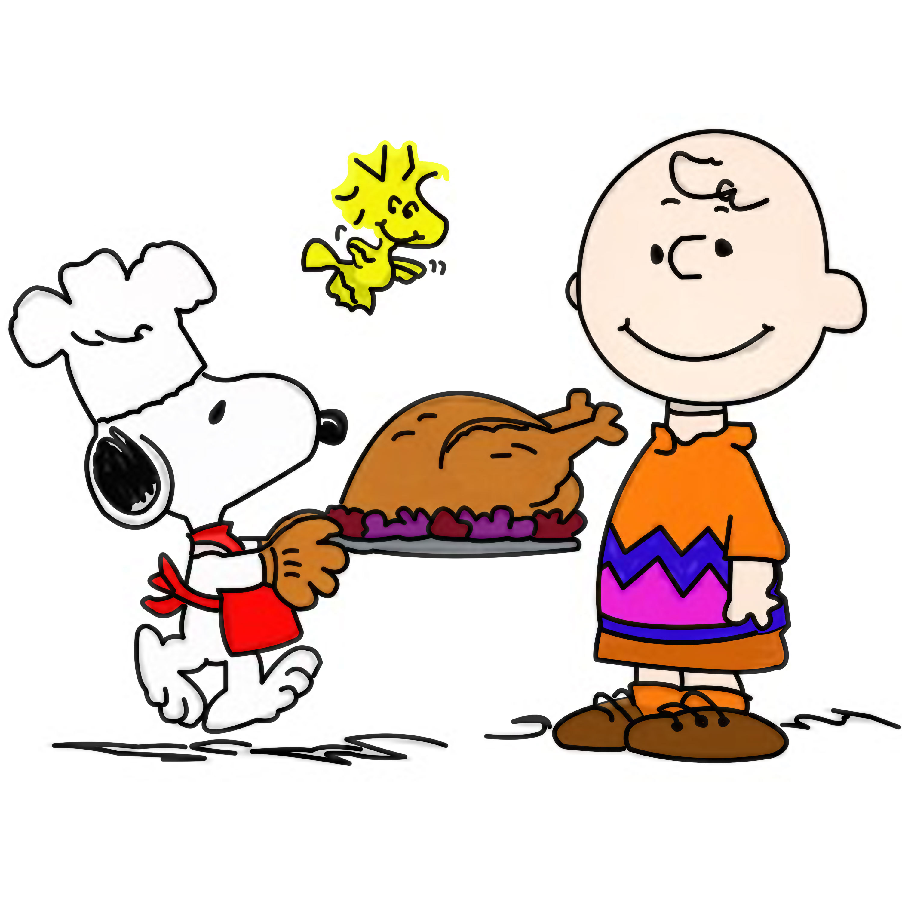Charlie Brown Thanksgiving Clip Art Cliparts Co