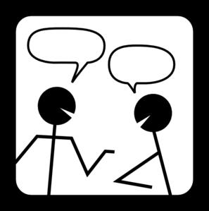Chat Clip Art