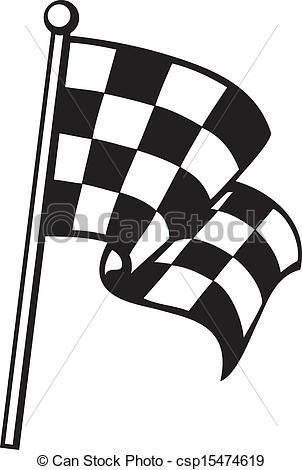 ... checkered flag (racing checkered flag, finishing checkered... checkered flag Clipartby ...