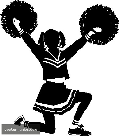 Cheerleader 20clipart Clipart Panda Free Clipart Images