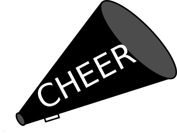Cheerleader cheer on cheerleading ts cheerleading and clip art