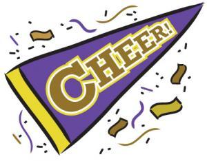 Cheerleader Clip Art 5