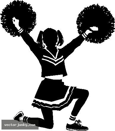 Cheerleader Clipart 101504 By Bnp Design Studio Royalty Free Rf Http