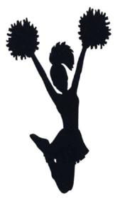 Cheerleader Clip Art