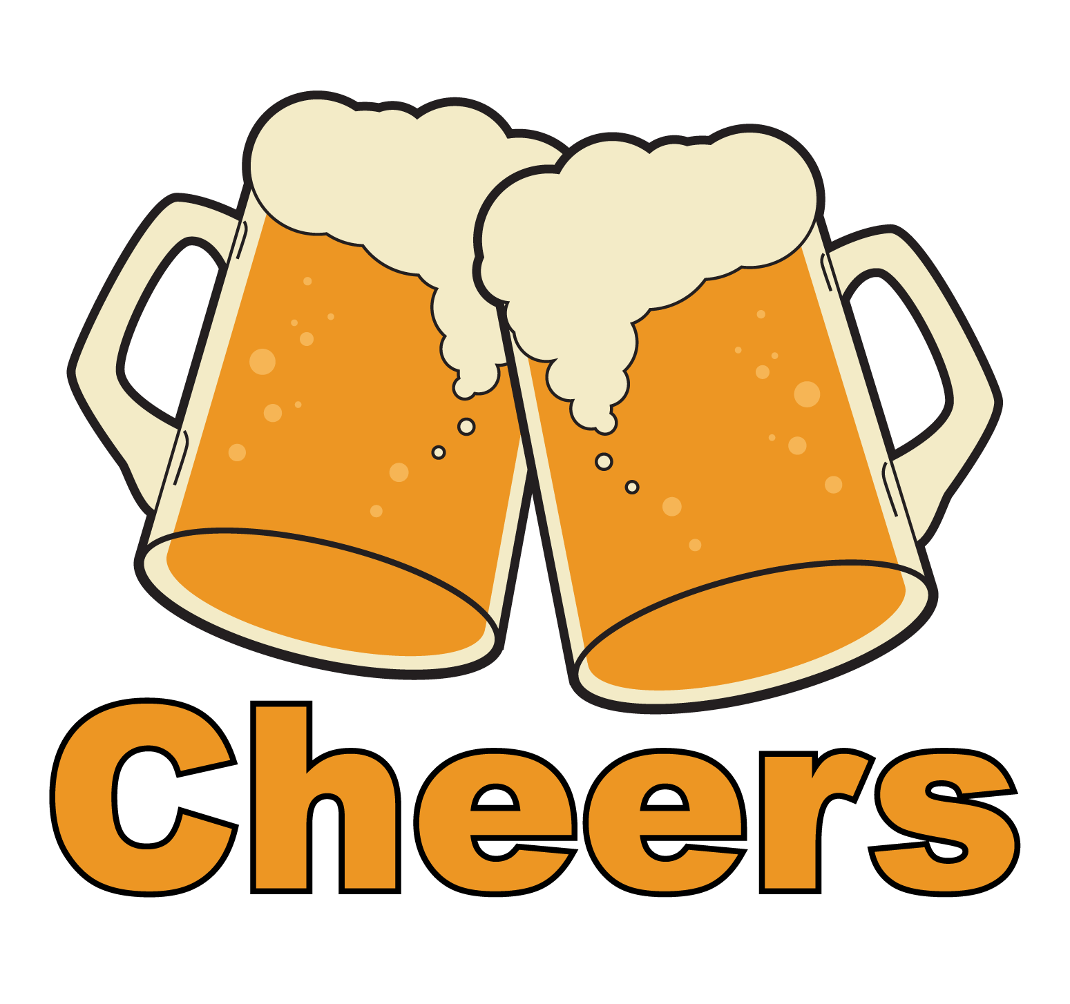 Beer Cheers Clipart Png