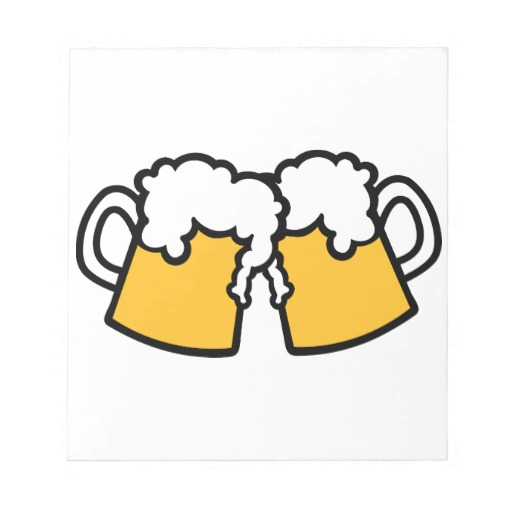 Beer Mug Cheers - Cheers Clipart