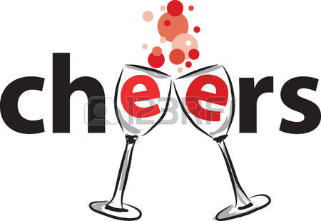 cheers illustration - Cheers Clipart