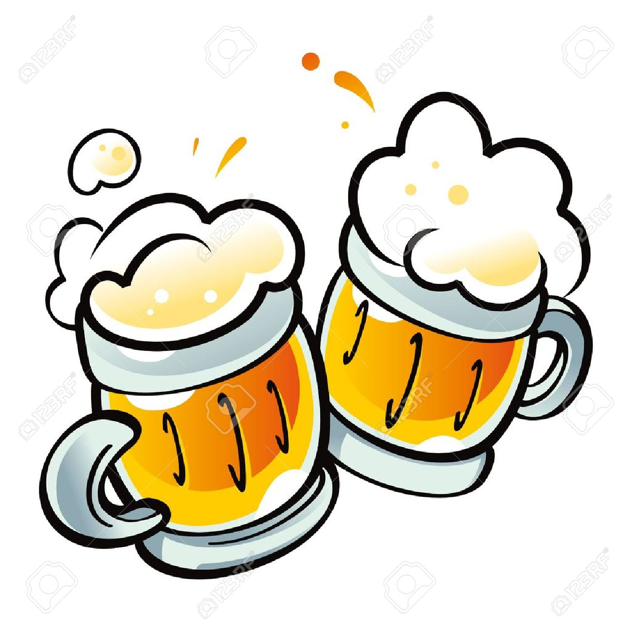 Pub Clipart Beer Cheers #1