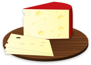 Cheese Clip Art - Cheese Clipart