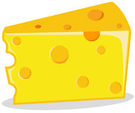 Piece of cheese - Cheese Clipart