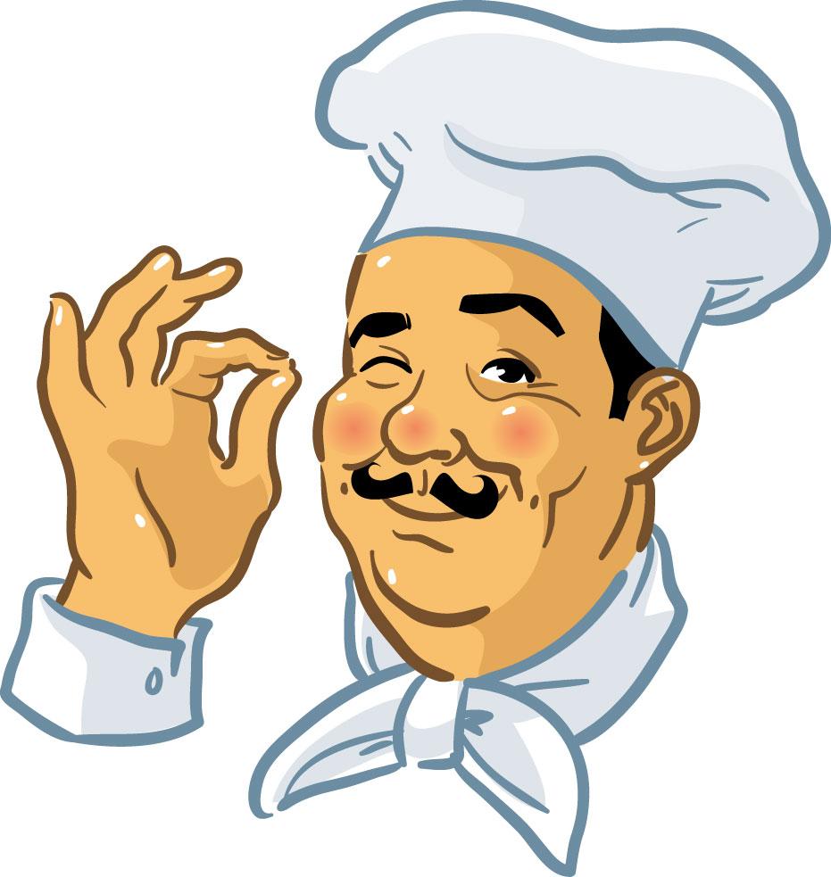 Chef Clipart #31982 - Chef Clipart