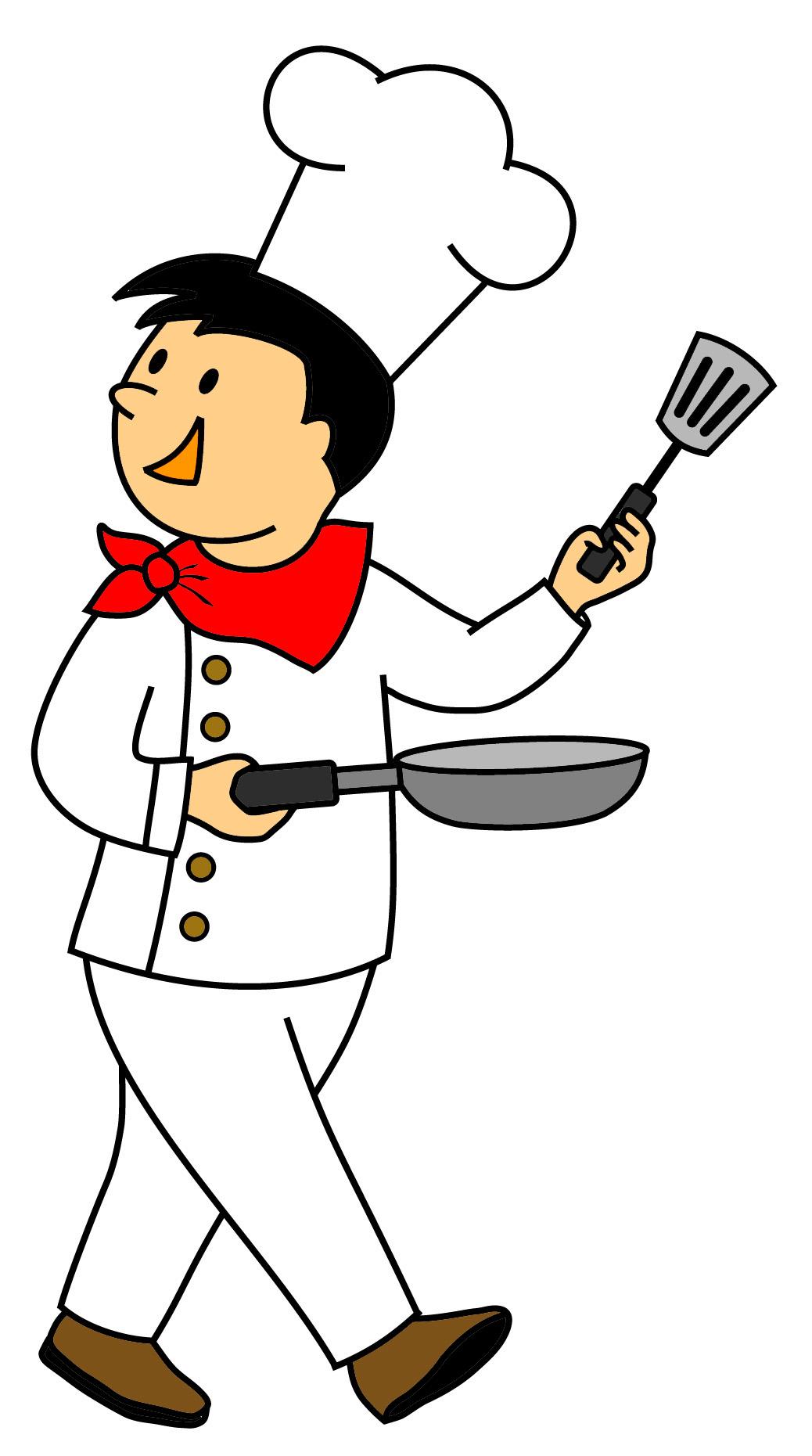Chef Ok Image - Chef Clipart