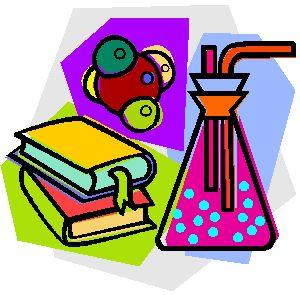 Chemistry lab equipment .