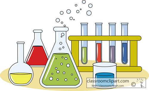 Chemistry school test tubes clipart clipart kid