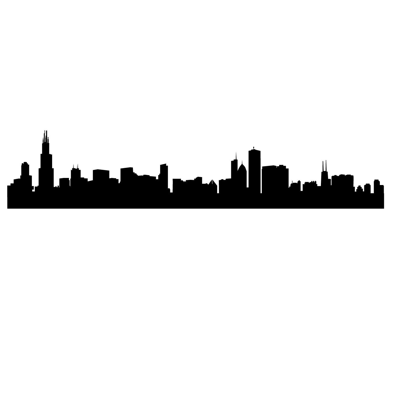 Chicago Skyline Clipart. 0029ce127c09ca8dce6219308d24bd .