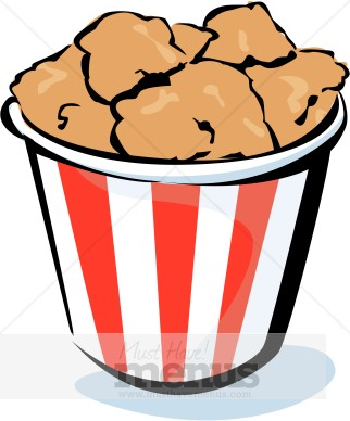 chicken food clipart