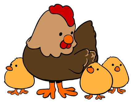 Cute chicken clipart clipart 2