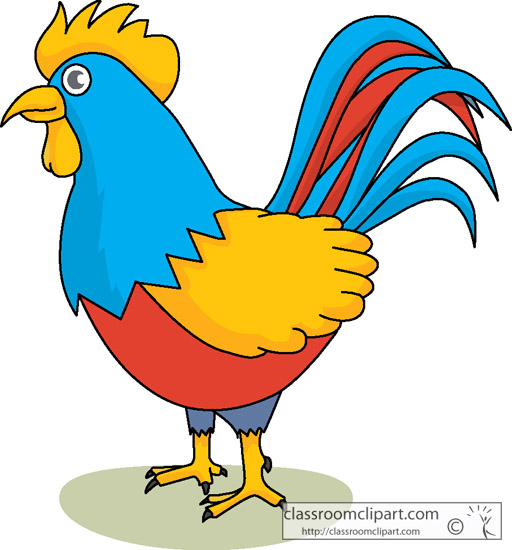 Chicken Clipart Rooster 23 Classroom Clipart
