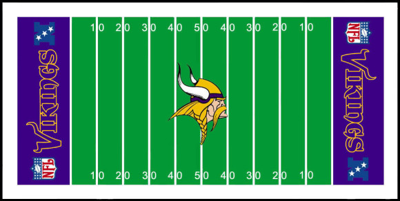 Chiefs football field clipart