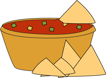 Chips And Salsa Clip Art Chips And Salsa Image