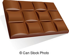 ... chocolate baron white background