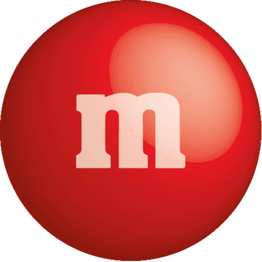 Chocolate Color Colour M M Red Icon Icon Search Engine