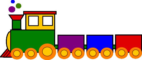 choo choo train clipart