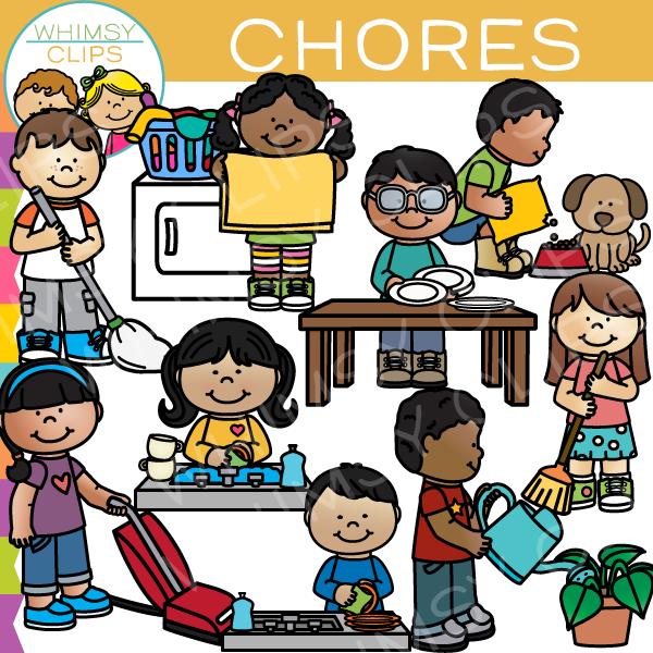 Chores Clip Art Chores Clip Art ...