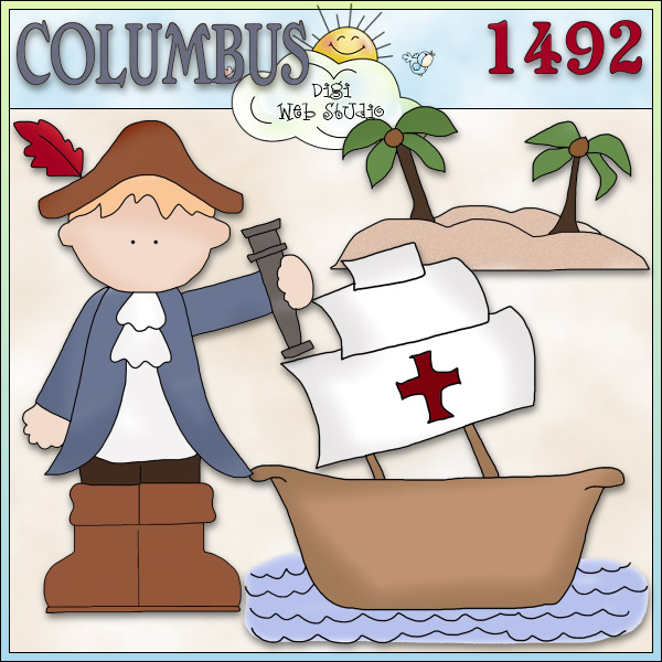 Chris Columbus Clipart. Christopher Columbus 1 - NE .