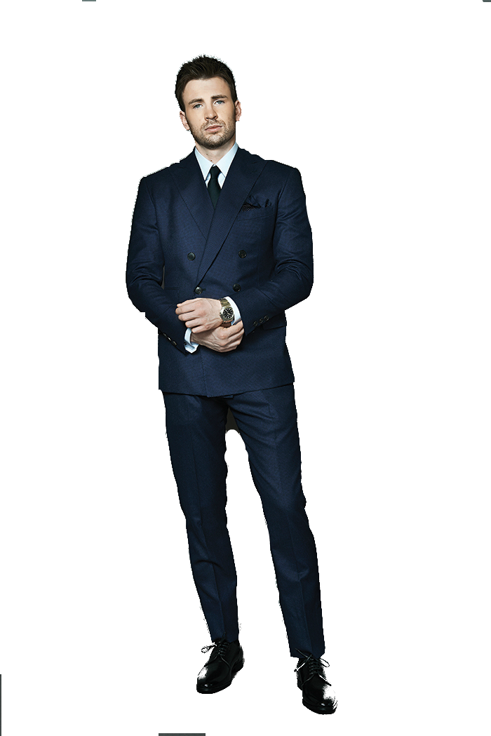 Chris Evans PNG Photos
