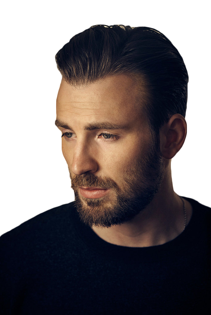 Chris Evans PNG Transparent Image
