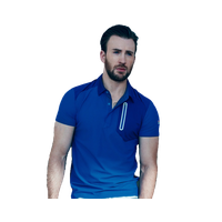 Chris Evans Transparent Background PNG Image