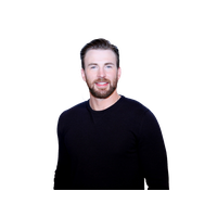 Similar Chris Evans PNG Image